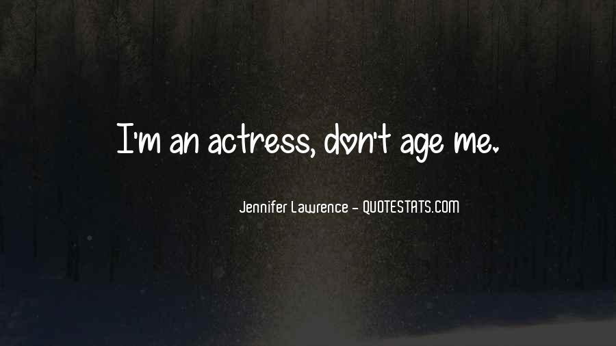 Jennifer Lawrence Quotes #1265895