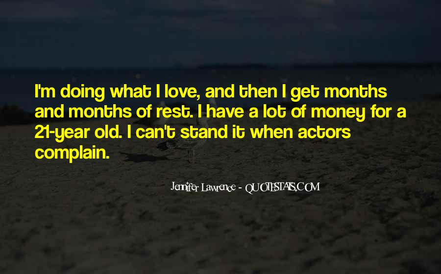 Jennifer Lawrence Quotes #1280288