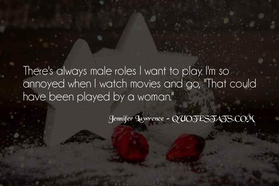 Jennifer Lawrence Quotes #1365099