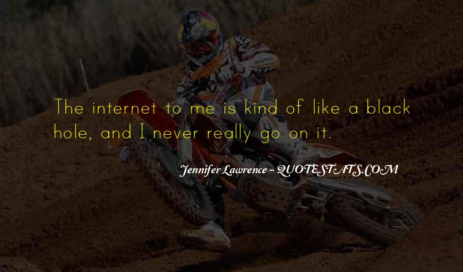 Jennifer Lawrence Quotes #1453702