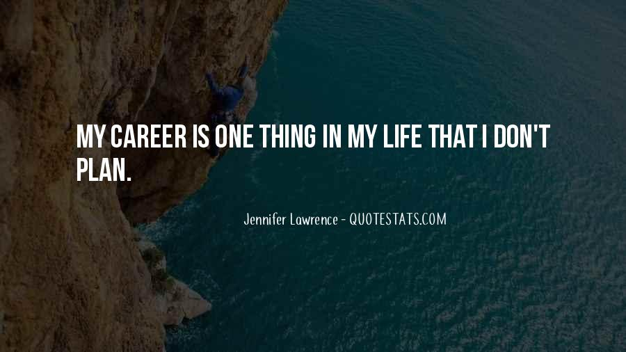 Jennifer Lawrence Quotes #1533947
