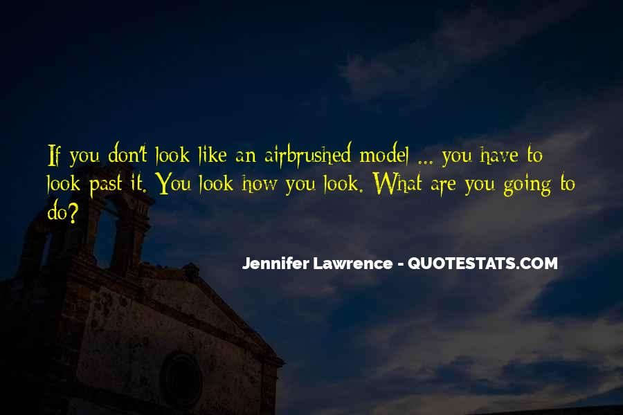 Jennifer Lawrence Quotes #1564070