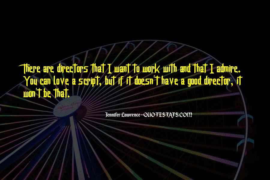 Jennifer Lawrence Quotes #1594976