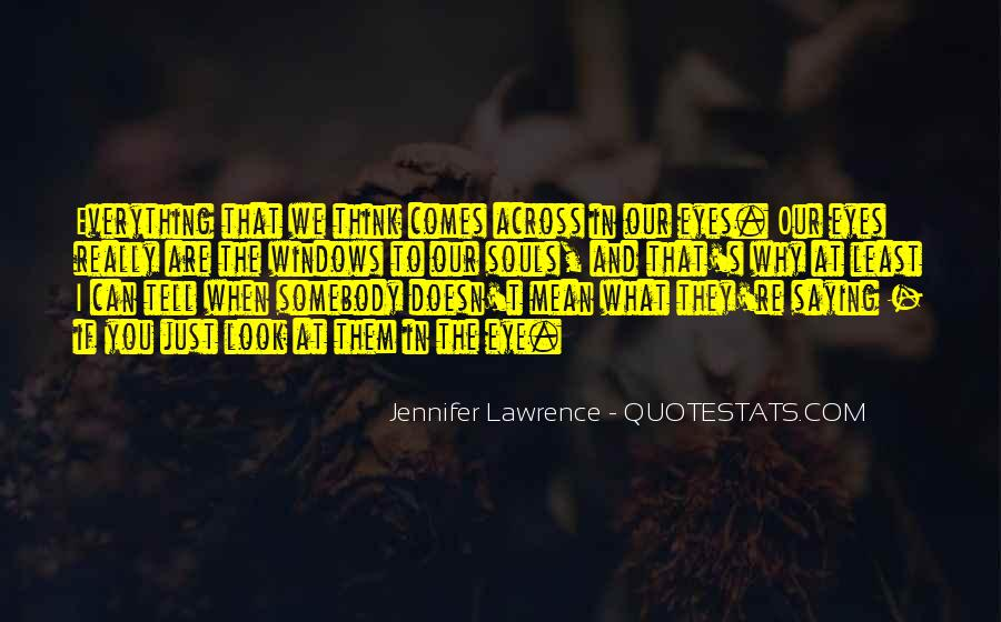 Jennifer Lawrence Quotes #1611556