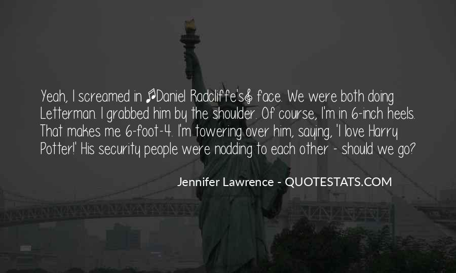 Jennifer Lawrence Quotes #356025