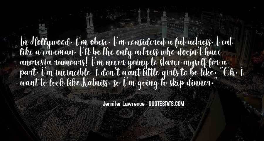 Jennifer Lawrence Quotes #383261