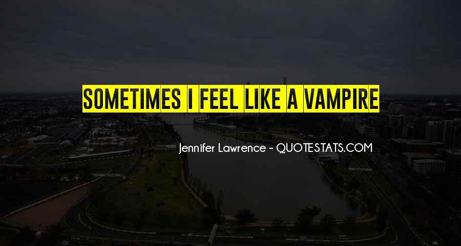 Jennifer Lawrence Quotes #560010