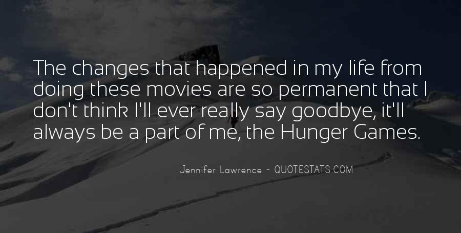 Jennifer Lawrence Quotes #5973