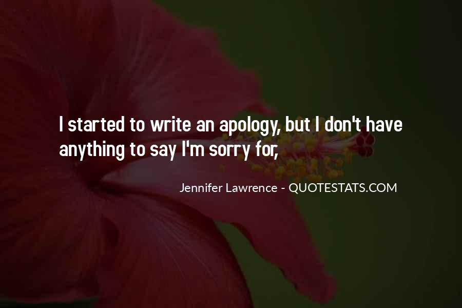 Jennifer Lawrence Quotes #643169