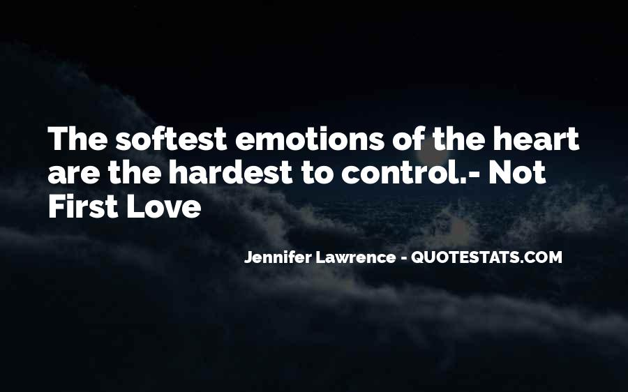 Jennifer Lawrence Quotes #679153