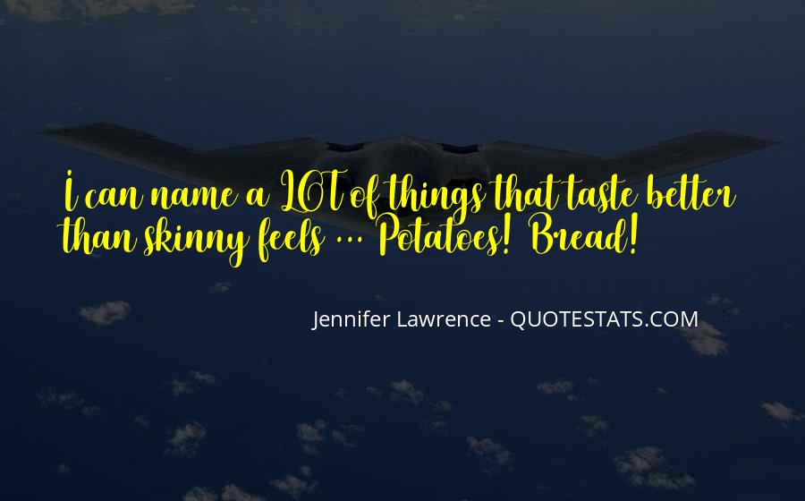 Jennifer Lawrence Quotes #757672