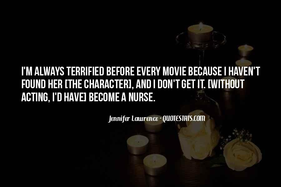 Jennifer Lawrence Quotes #868809