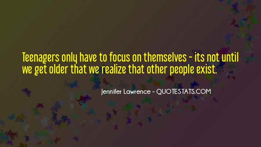 Jennifer Lawrence Quotes #99242
