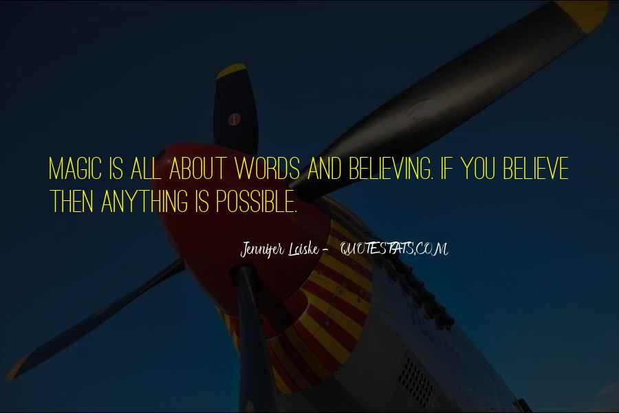 Jennifer Loiske Quotes #80243