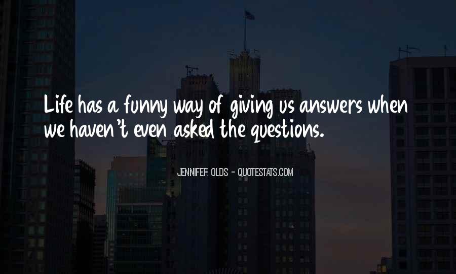 Jennifer Olds Quotes #585956