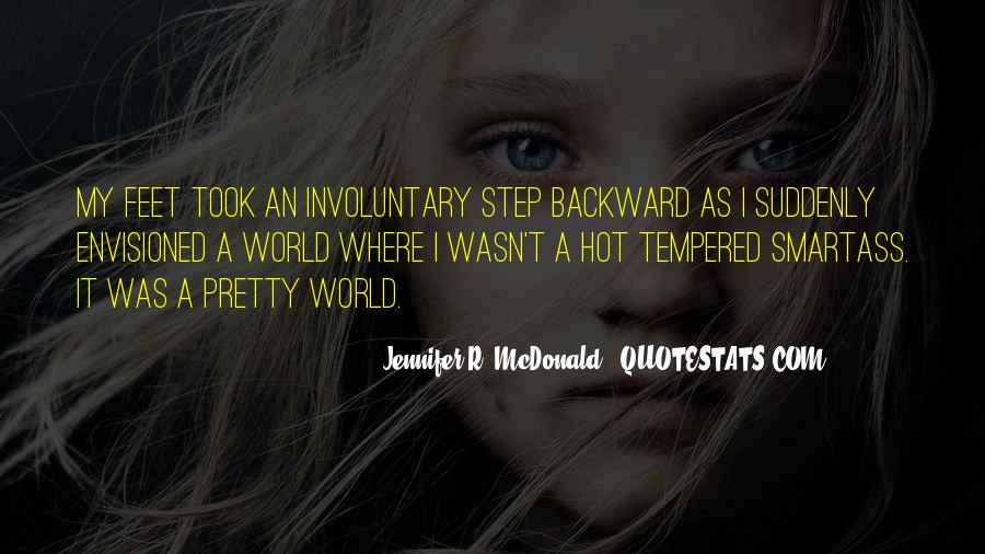 Jennifer R. McDonald Quotes #1451717