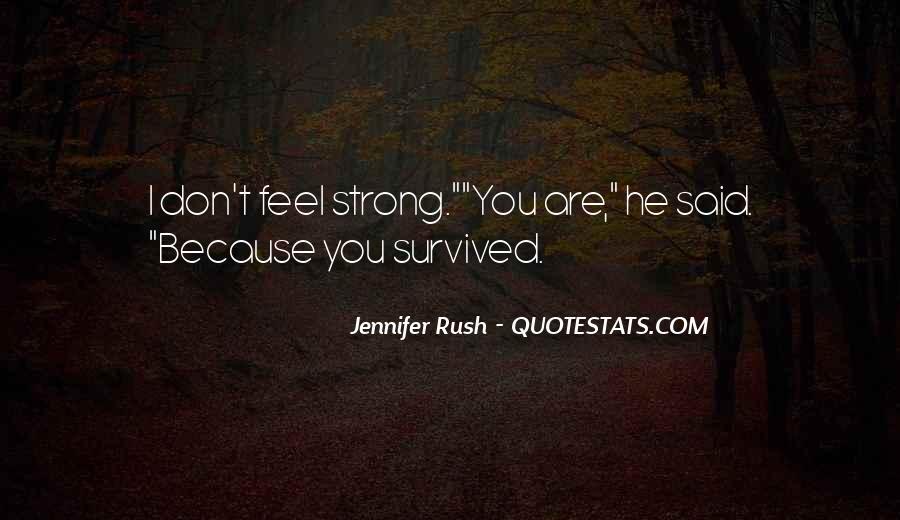 Jennifer Rush Quotes #1358456