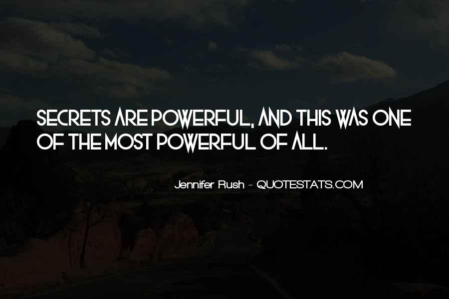 Jennifer Rush Quotes #1527528