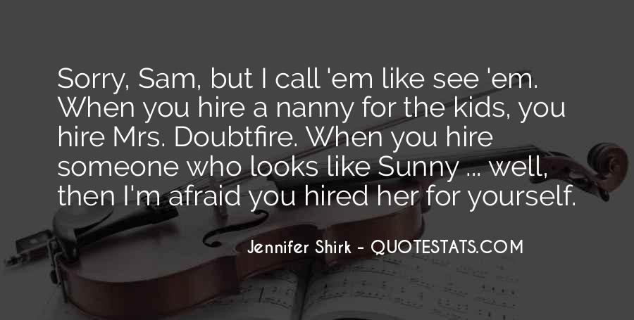 Jennifer Shirk Quotes #635660