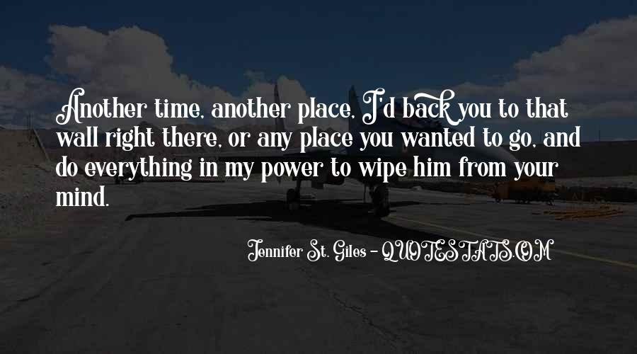 Jennifer St. Giles Quotes #1356225