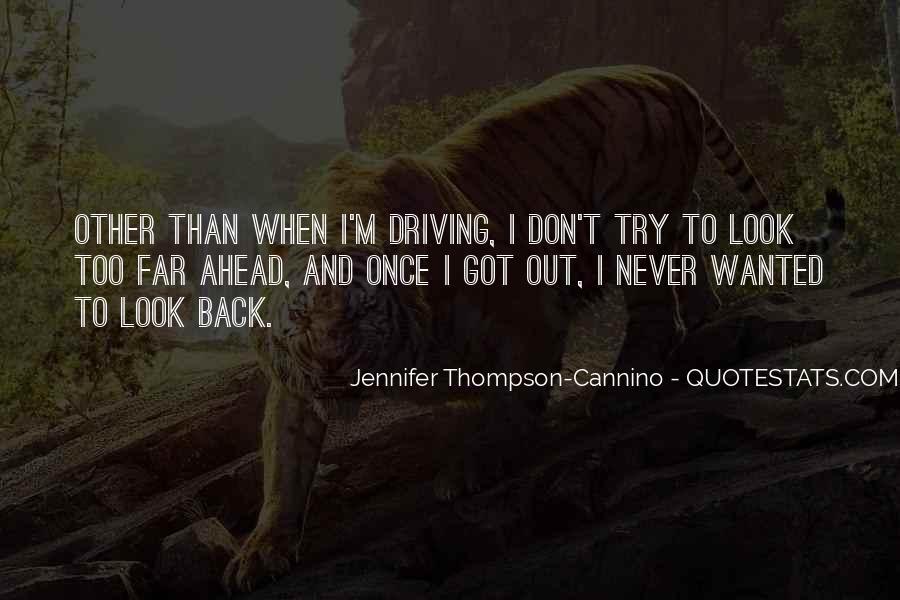 Jennifer Thompson-Cannino Quotes #487666