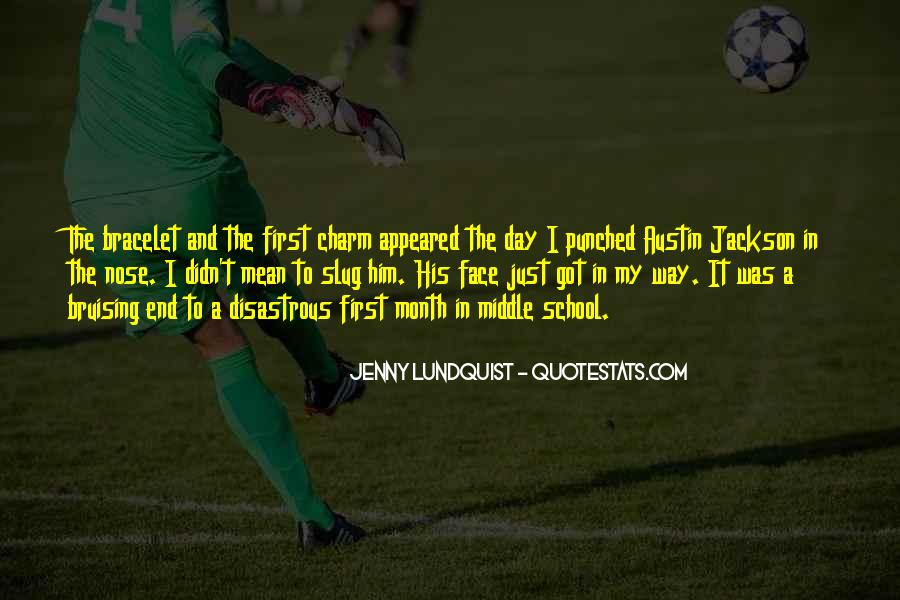 Jenny Lundquist Quotes #569325
