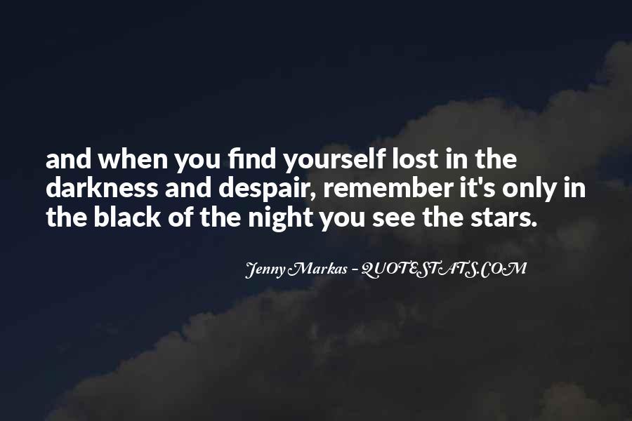 Jenny Markas Quotes #1852385