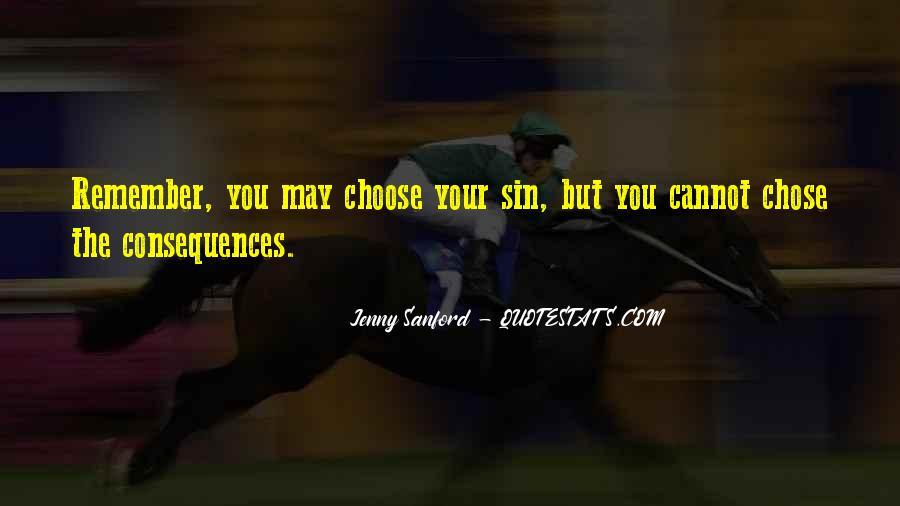 Jenny Sanford Quotes #1041453