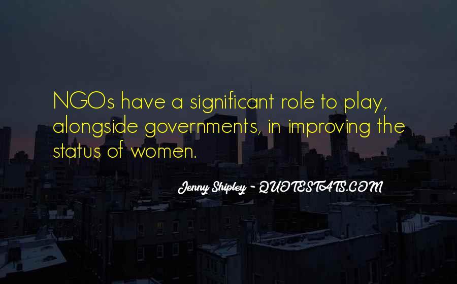 Jenny Shipley Quotes #1080894