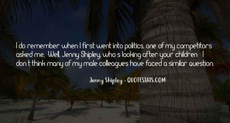 Jenny Shipley Quotes #1364795