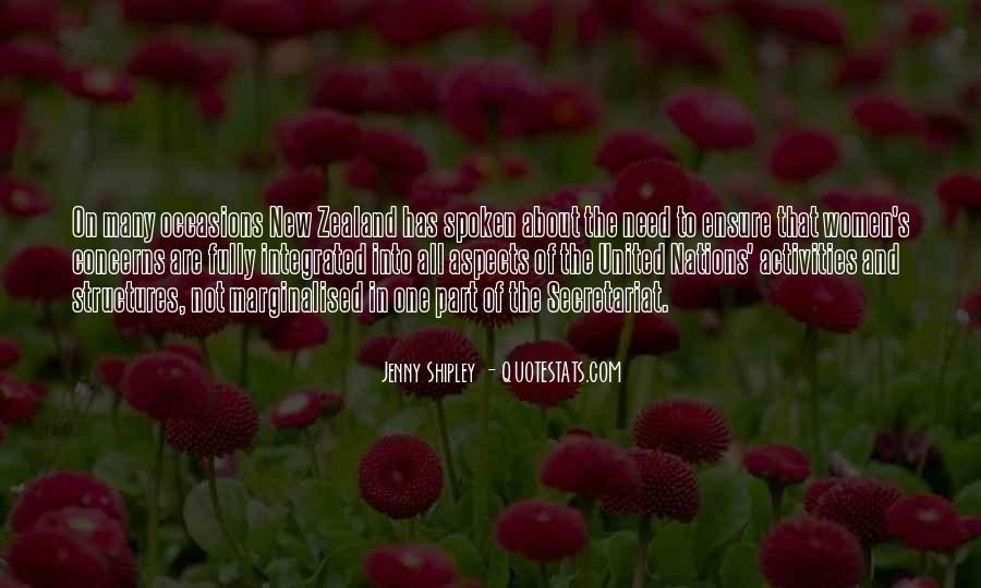 Jenny Shipley Quotes #1376943