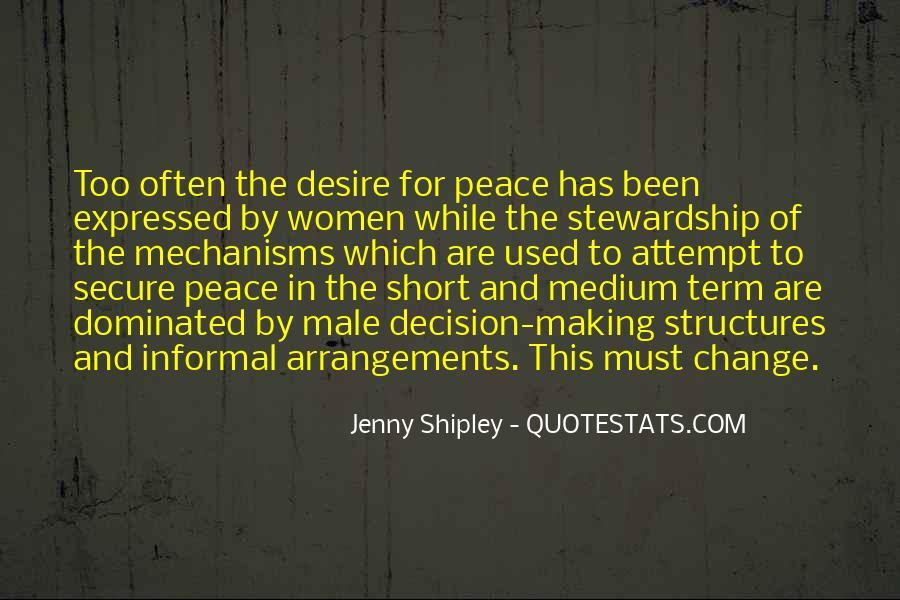 Jenny Shipley Quotes #1410612