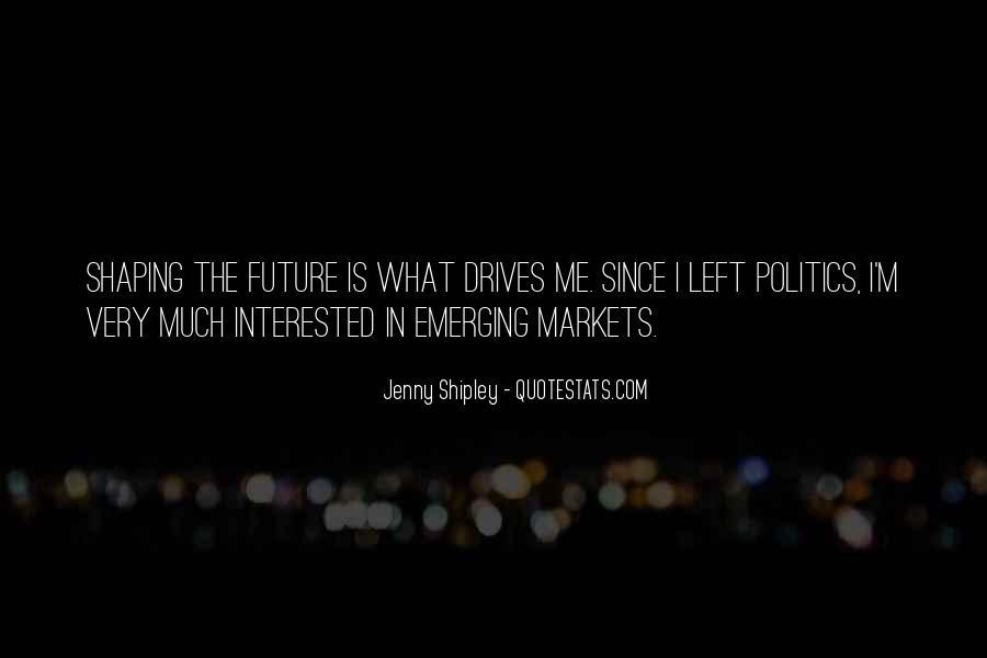 Jenny Shipley Quotes #1785367
