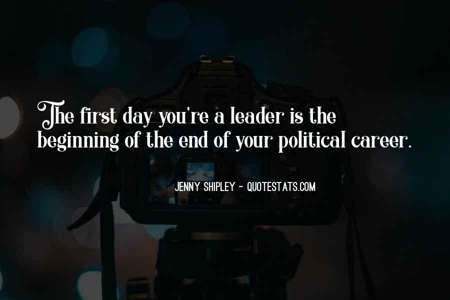 Jenny Shipley Quotes #219061