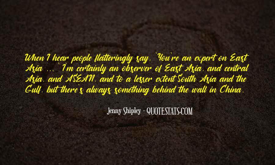 Jenny Shipley Quotes #231842