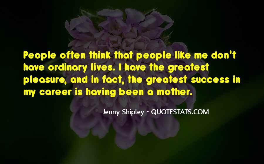 Jenny Shipley Quotes #28338