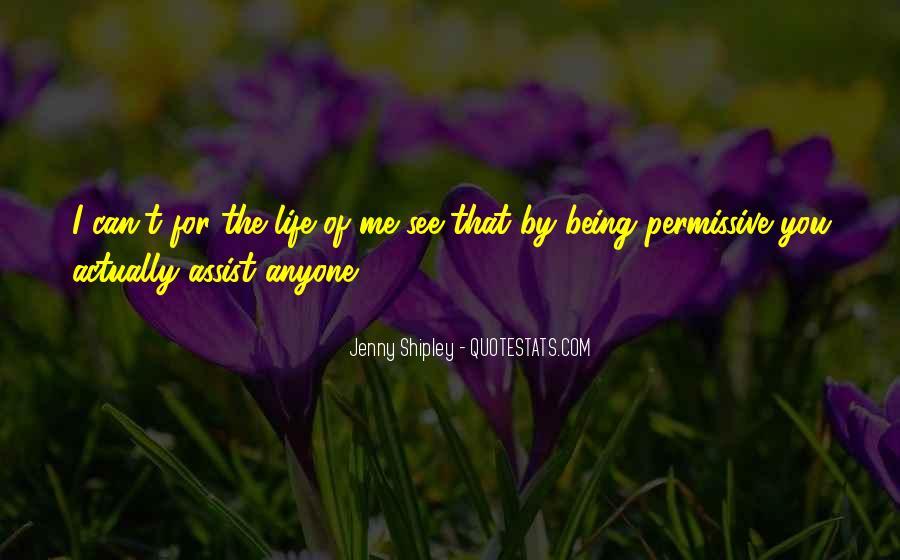 Jenny Shipley Quotes #500546