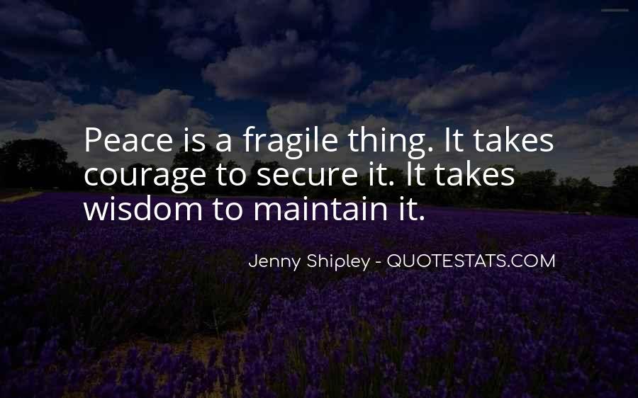Jenny Shipley Quotes #90435