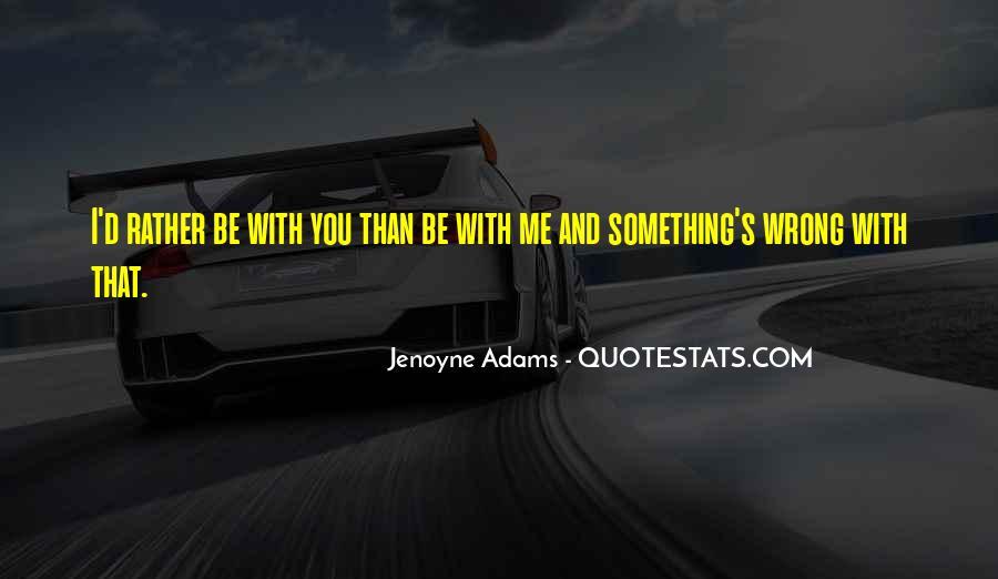 Jenoyne Adams Quotes #454746