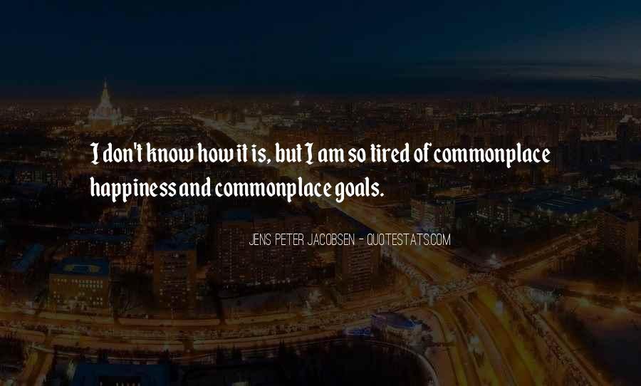 Jens Peter Jacobsen Quotes #776505