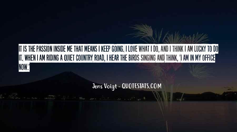 Jens Voigt Quotes #102776