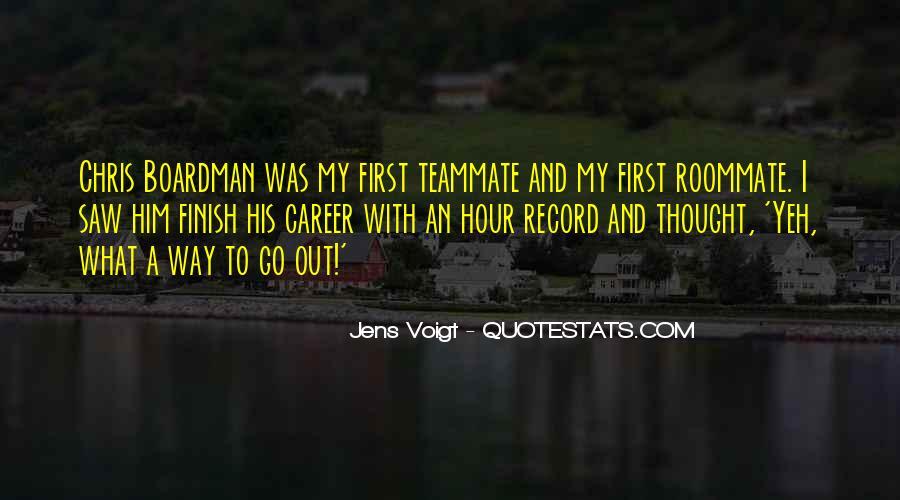 Jens Voigt Quotes #1106203