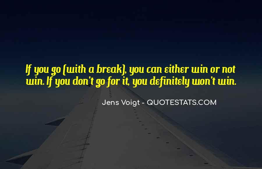 Jens Voigt Quotes #652587
