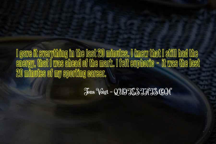 Jens Voigt Quotes #973311