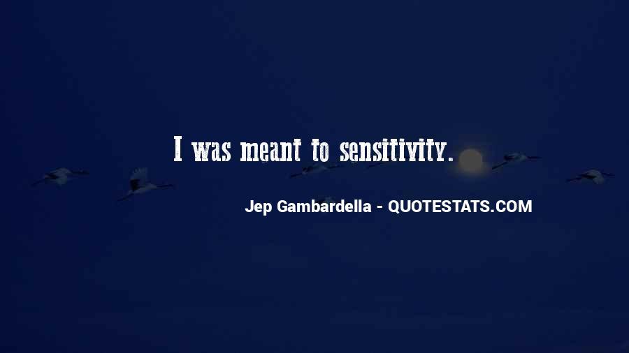 Jep Gambardella Quotes #1433493