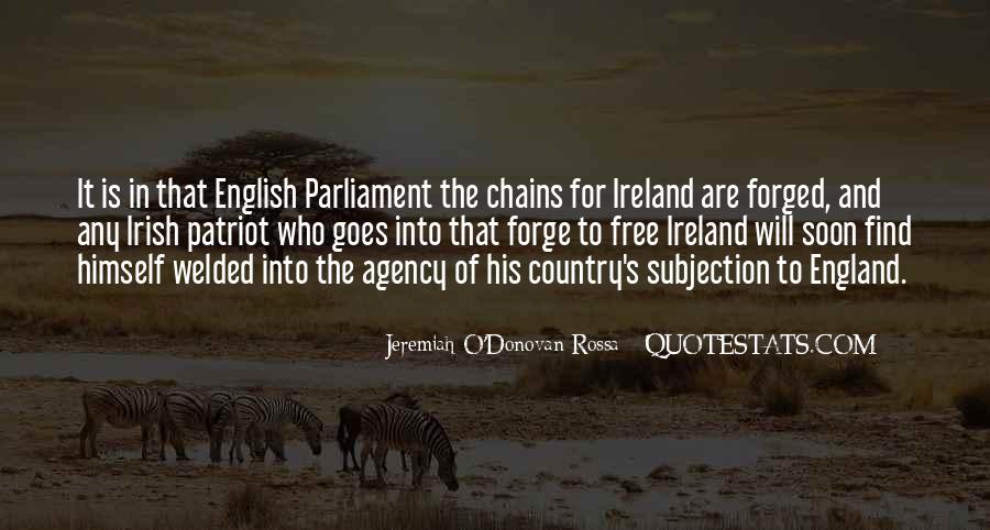 Jeremiah O'Donovan Rossa Quotes #1575490