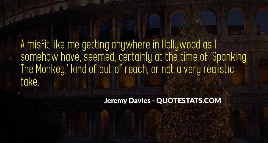 Jeremy Davies Quotes #1000293