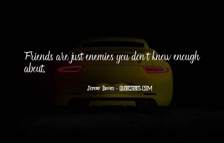 Jeremy Davies Quotes #1398270