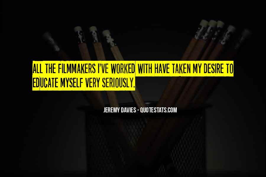 Jeremy Davies Quotes #978735