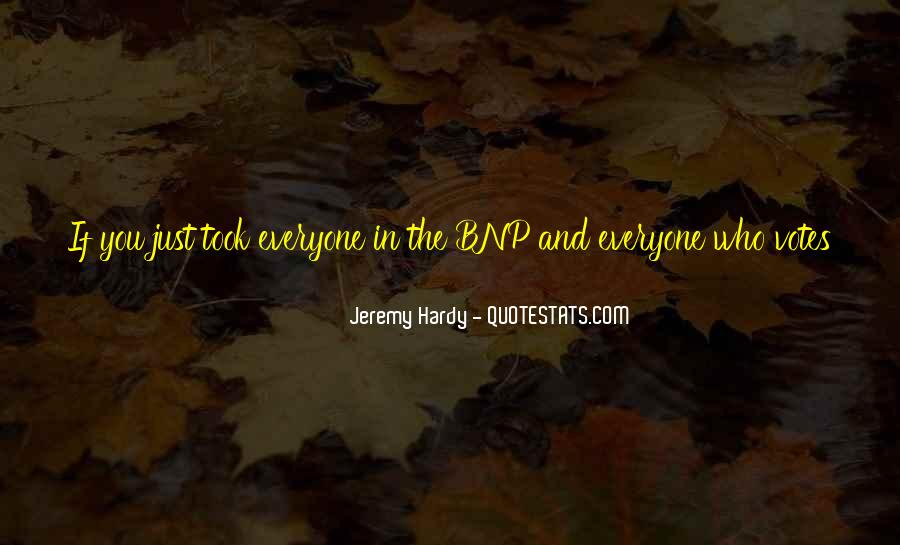 Jeremy Hardy Quotes #109943
